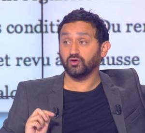 """Cyril Hanouna, le lapsus sexuel qui a mis un malaise sur le plateau de """"TPMP""""."""