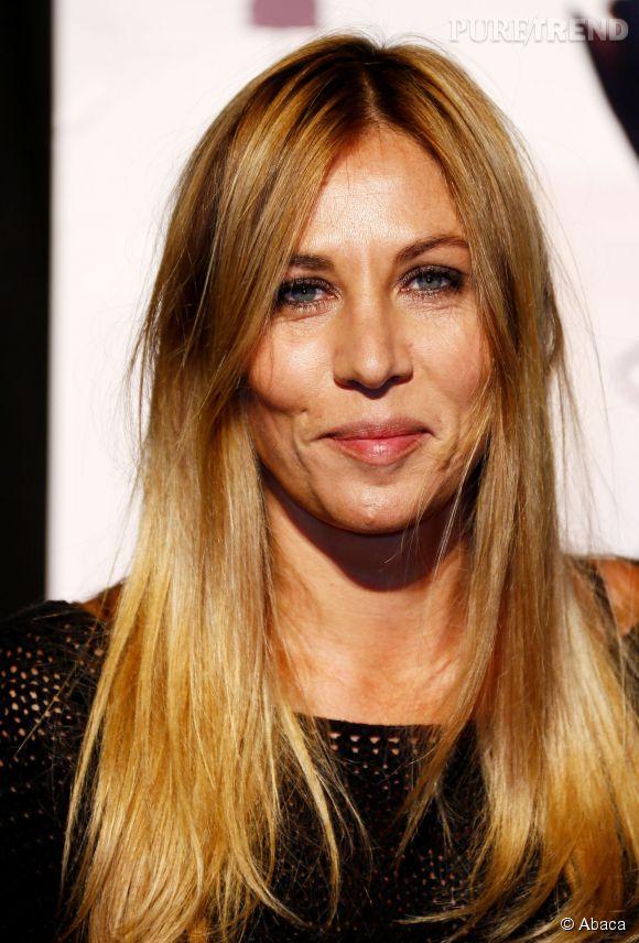 Mathilde Seigner, 46 ans, actrice et grande gueule du cinéma français.