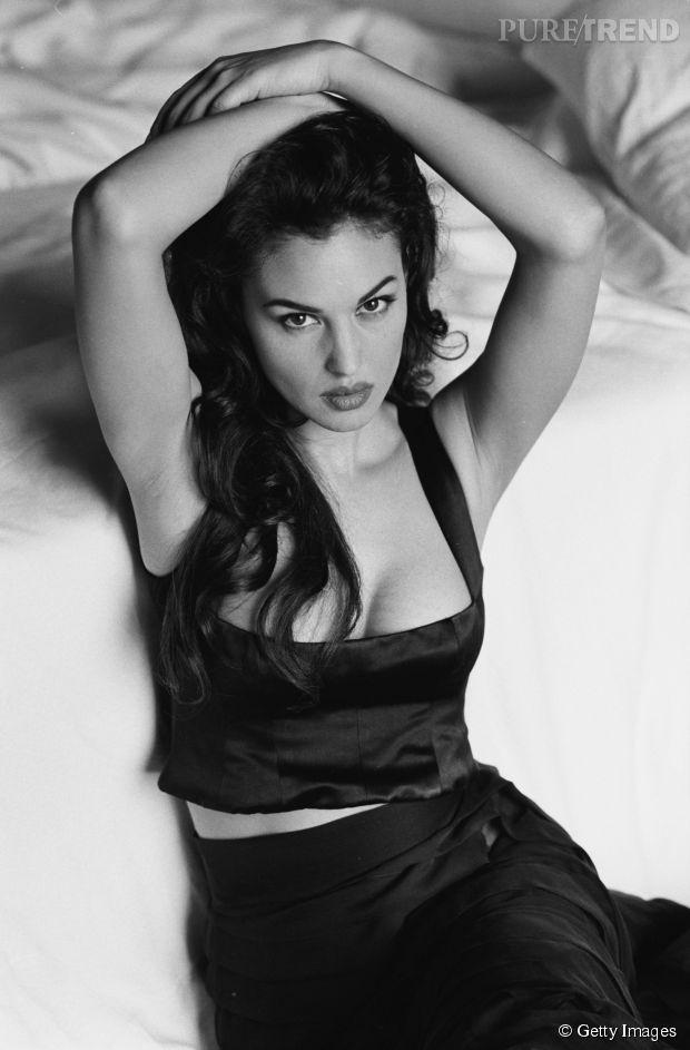 Monica Bellucci, éternel sex-symbol.