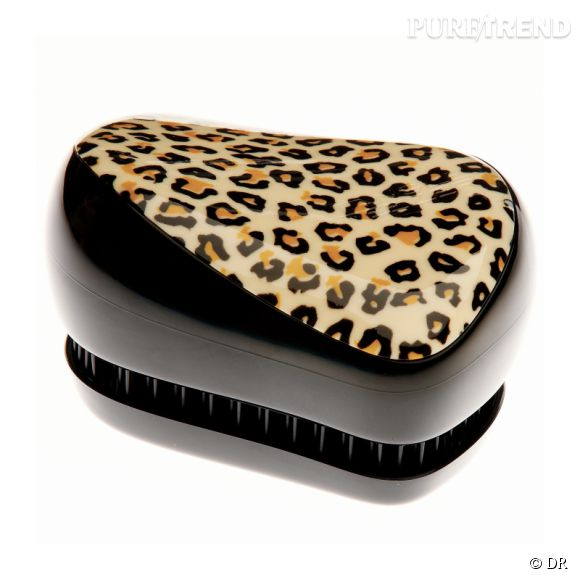Charmant petit galet léopard, la nouvelle Tangle Teezer allie praticité et style. Que demander de plus ?