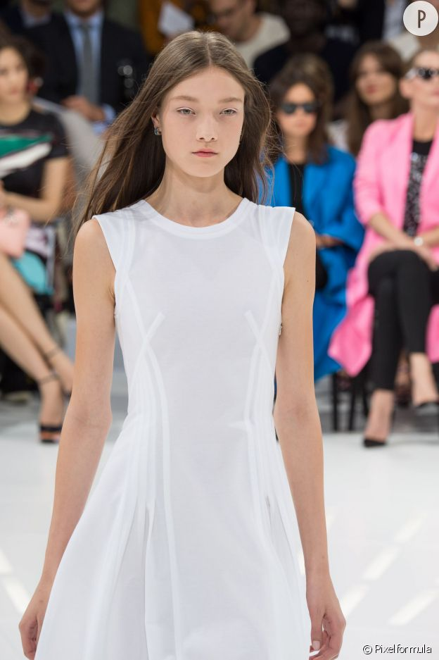 Défilé Dior, collection Printemps-Été 2015