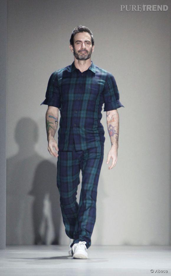 Marc Jacobs, le créateur avoue utiliser l'appli Grindr.