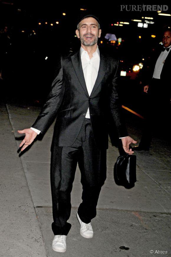 Marc Jacobs cherche l'amour.