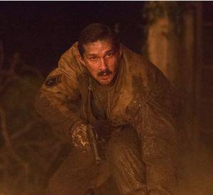 "Shia LaBeouf dans le film ""Fury""."