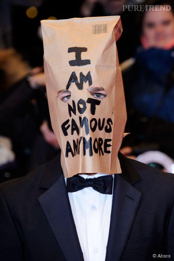""""""" Je ne suis plus célèbre """"... C'est ce qui pourrait bien arriver à Shia LaBeouf s'il ne se calme pas un peu !"""