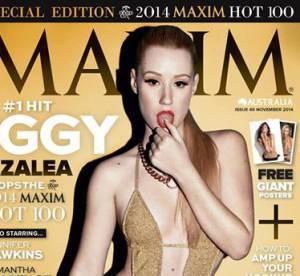Iggy Azalea : sa cover sexy pour Maxim, le drame