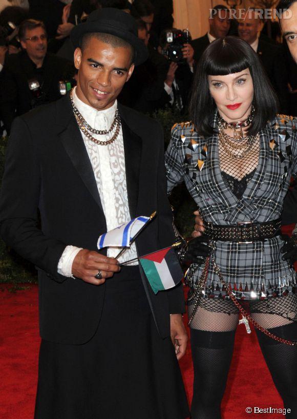 """Brahim Zaibat : être réduit à sa relation avec Madonna est """"un peu chiant""""."""