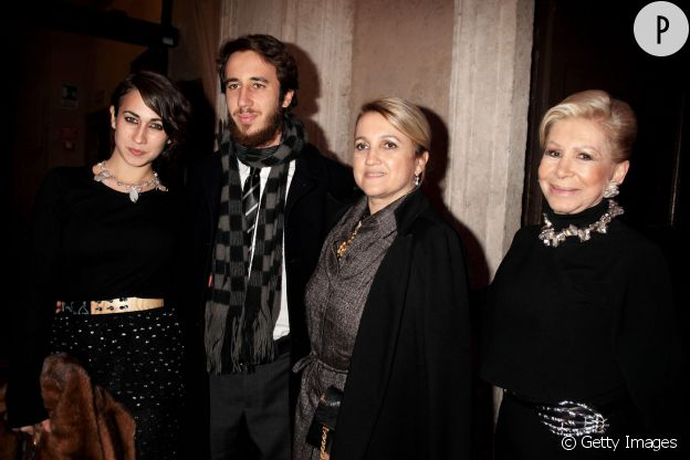Les familles les plus influentes de la mode.