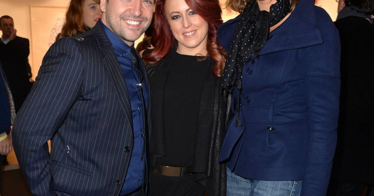 Hair Style Jure : Le jur? de Danse avec les stars, Chris Marques, avec sa fianc?e ...