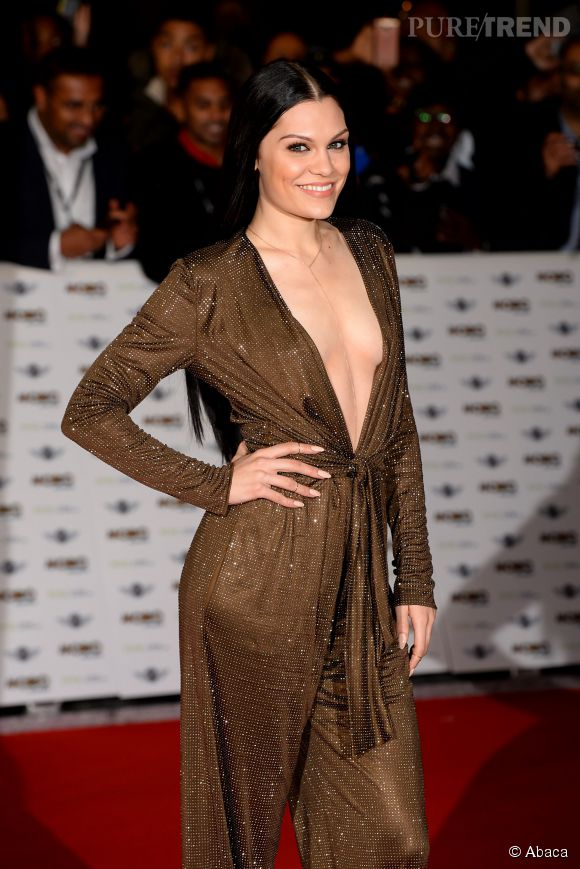 Jessie J aux MOBO Awards 2014 le 22 octobre à Londres.