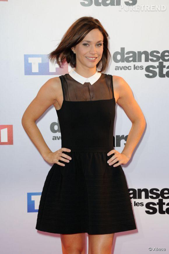 Nathalie Péchalat, la jolie petite amie de Jean Dujardin.