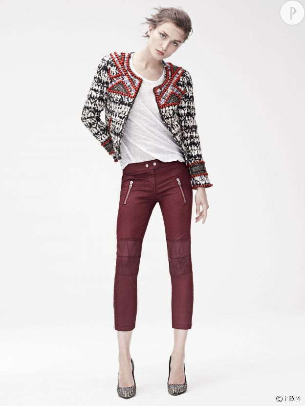 Collection capsule Isabel Marant pour H&M en 2013.