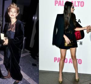 Demi Moore, Julia Roberts... les années passent et les jupes raccourcissent