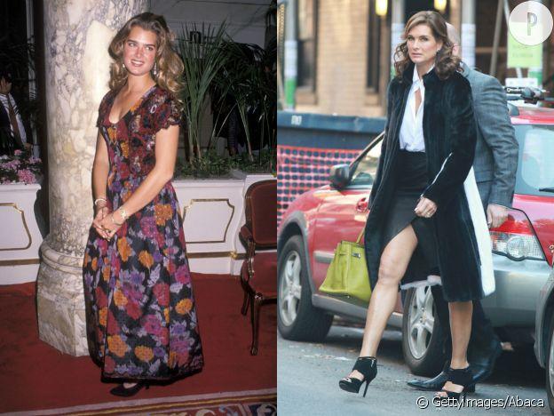 Plus les années passent plus les jupes raccourcissent.