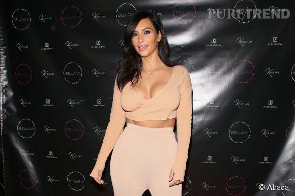 """Kim Kardashian s'exprime enfin sur son shooting où elle apparaît nue sous l'objectif de Jean-Paul Goude pour Paper Magazine dans l'émission australienne """"The Project""""."""