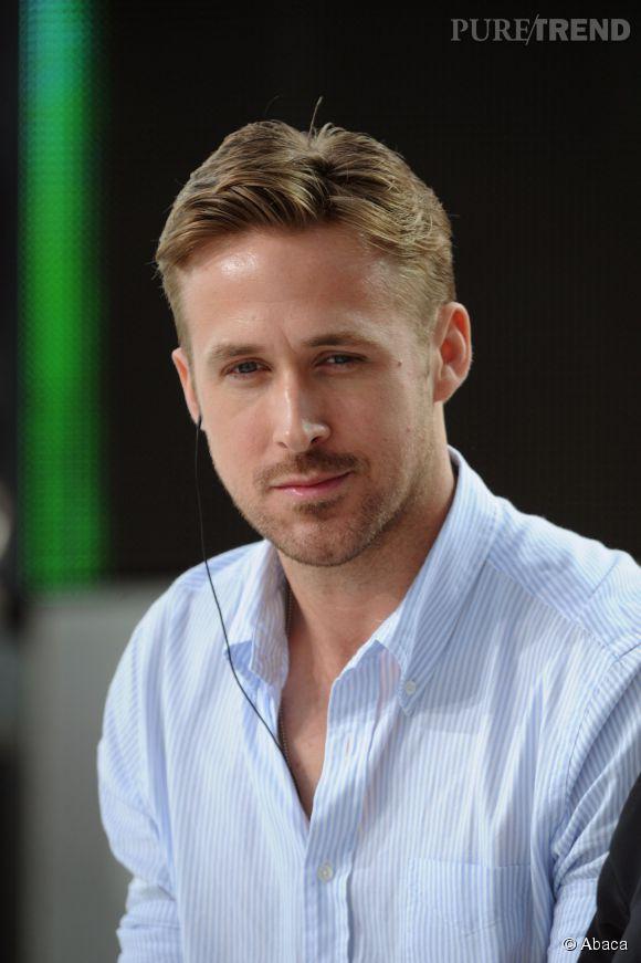 Ryan Gosling n°41 dans le classement  Têtu  des hommes les plus sexy de 2014.