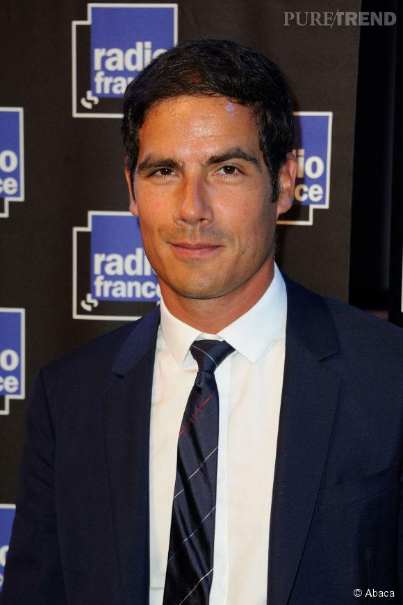 Mathieu Gallet (PDG de Radio France) n°9 dans le classement  Têtu  des hommes les plus sexy de 2014.