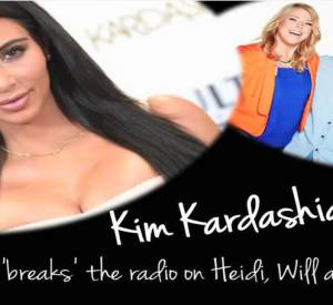 "Kim Kardashian lit un extrait de ""Fifty Shades of Grey"""