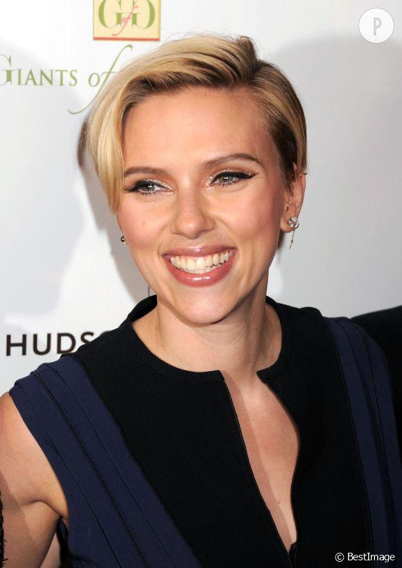 Scarlett Johansson ose pour la première fois parler de sa fille et de ses aspirations quant à la suite de sa carrière.