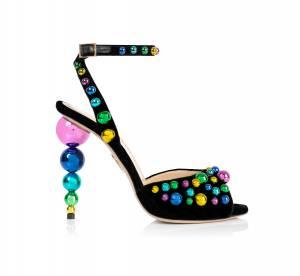 Calendrier de l'Avent J-21 : les sandales Bauble de Charlotte Olympia