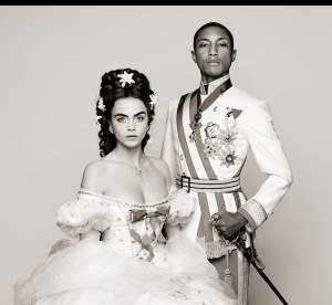 """Chanel : découvrez l'intégralité de """"Reincarnation"""" avec Cara et Pharrell"""