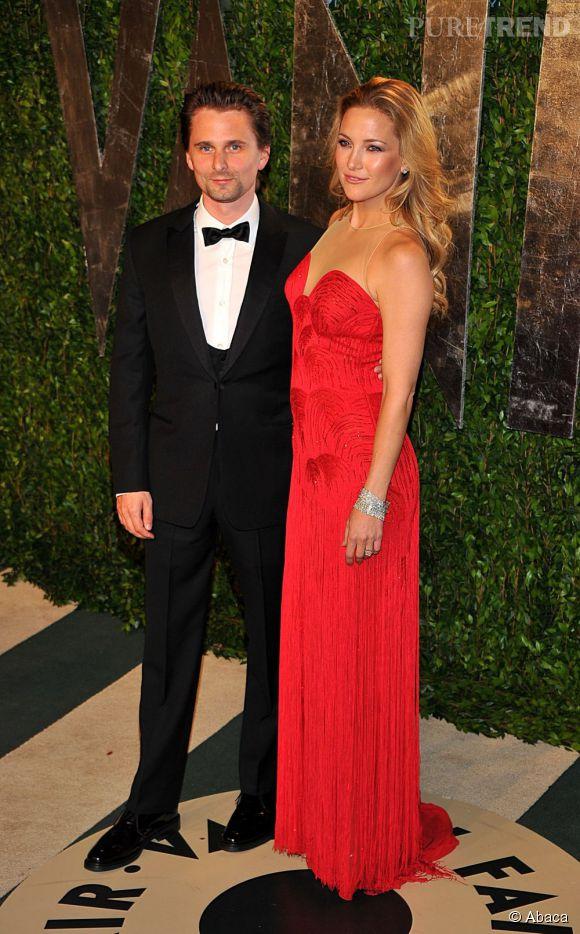 Kate Hudson et Matthew Bellamy : c'est fini !
