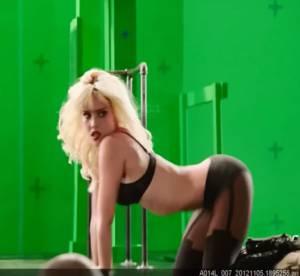 "Jessica Alba : twerk et striptease torride dans le making of de ""Sin City 2"""