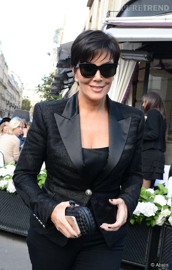 Kris Jenner, viré par sa propre fille, le coup dur !