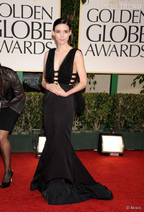 Rooney Mara en Nina Ricci en 2012.