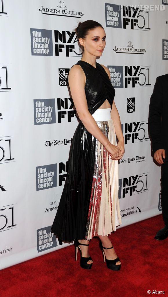 Rooney Mara en Proenza Schouler en 2013.