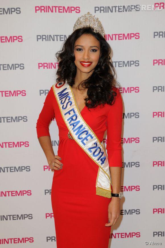 Flora Coquerel n'a pas atteint la demi -finale de Miss Monde 2014, ni même le top 25. Douche froide pour la Miss France 2014.
