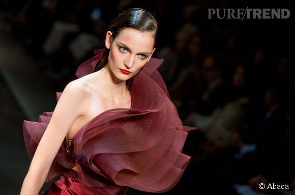Défilé Haute Couture Alexandre Vauthier Printemps-Eté 2014.