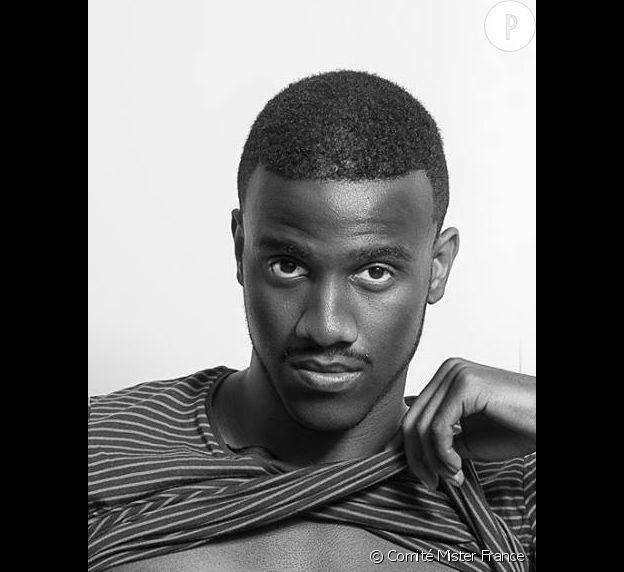 Candidat Mister France 2015