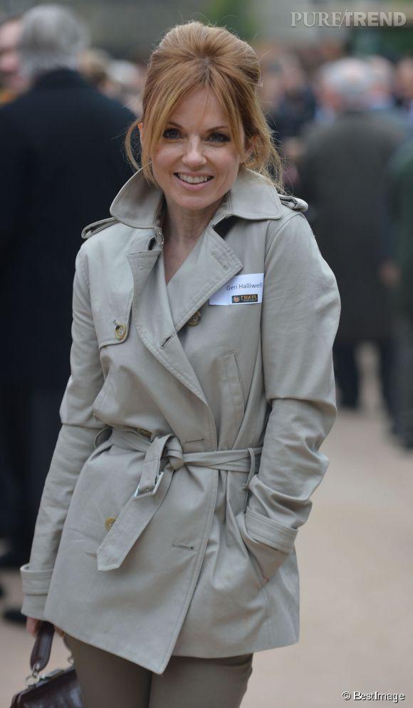 Geri Halliwell, 42 ans, enfilera-t-elle sa robe de mariée en 2015 ?