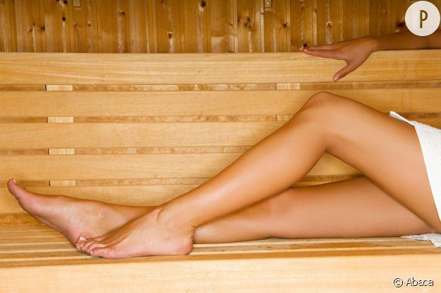 Une fois par semaine, objectif détente au sauna ou au spa.