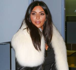 Kim Kardashian : overdose d'UV ? La bimbo est orange