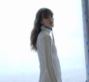 Campagne Louis Vuitton signée Annie Leibovitz avec Freja Beha.
