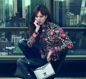 Campagne Printemps-Été 2015 Louis Vuitton shootée par Annie Leibovitz avec Freja Beha.