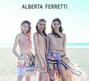 Campagne Printemps-Été 2015 Alberta Ferretti.