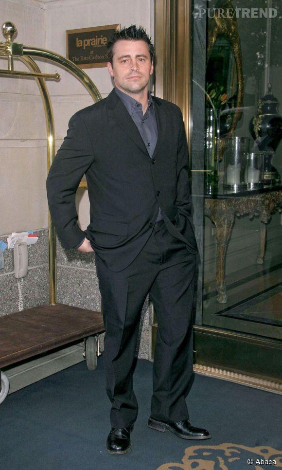 """Matt Leblanc joue son propre rôle dans """"Episodes"""", une série amricano-britannique. C'est pourquoi il est souvent en Angleterre où il a rencontré les deux princes."""