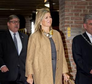 Reine Maxima des Pays Bas : une souveraine gravure de mode