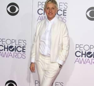 """Ellen DeGeneres a présenté ce dimanche dans son talk-show la bande-annonce de """"One Big Happy"""", sa nouvelle sitcom à découvrir dès le 17 mars prochain."""