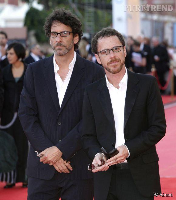 Joel et Ethan Coen, les présidents du Festival de Cannes 2015.