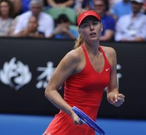 Maria Sharapova, Camille Lacourt : les sportifs, rois du tapis rouge