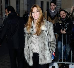 Mareva Galanter : en fourrure pour Alexis Mabille !