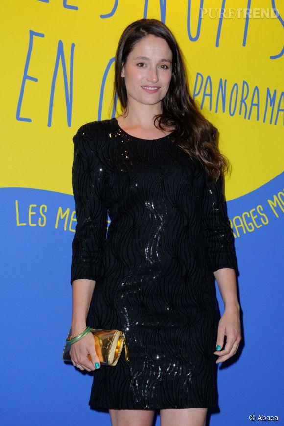 Marie Gillain, l'actrice française discrète par excellence.