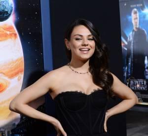 Mila Kunis : retour en beauté pour la plus sexy des jeunes mamans !