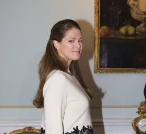 Madeleine de Suède : les premières rondeurs de la future maman