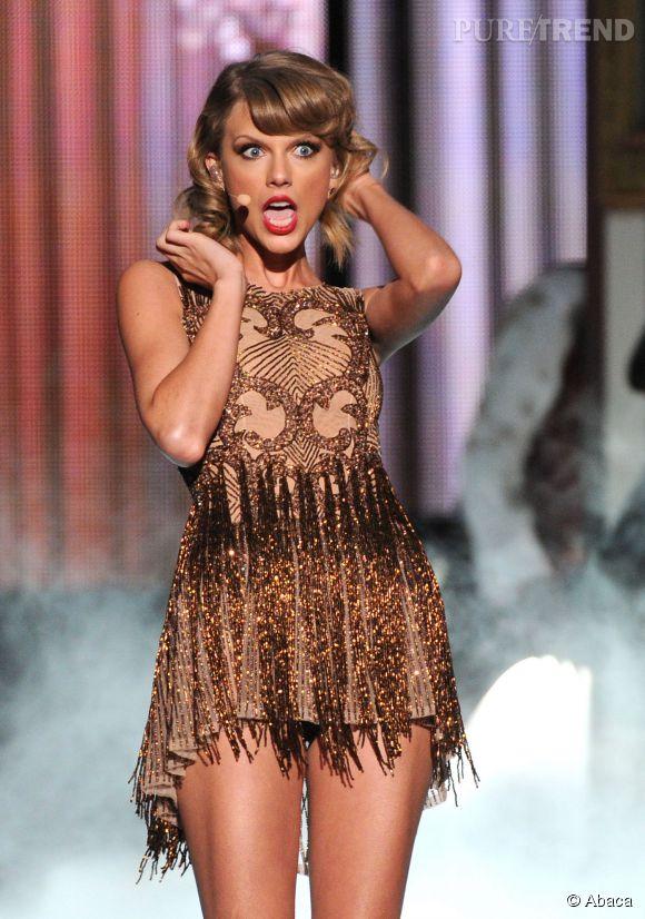 Pharrell Williams exaspéré par Taylor Swift lors des Grammy Awards ? La vidéo fait le tour de la Toile.