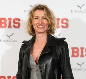 """Alexandra Lamy : un look rock'n'roll pour la première du film """"Bis"""""""